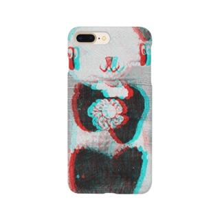 フラワーパンダ Smartphone cases