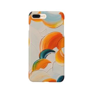 バレンシアの橙 Smartphone cases
