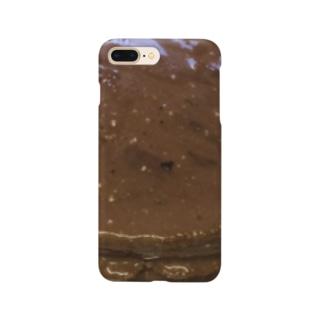 チョコダラ~リケーキ Smartphone cases