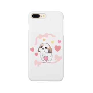 シーズーちゃん Smartphone cases