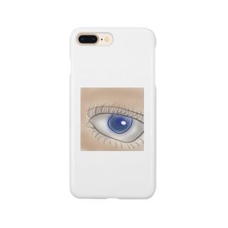 目ぬえっと Smartphone cases