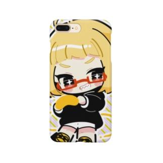 めがちゃんけーす Smartphone cases