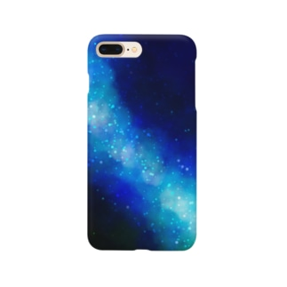 天の川 Smartphone cases