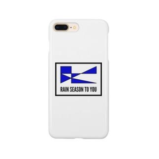 つーゆー Smartphone cases