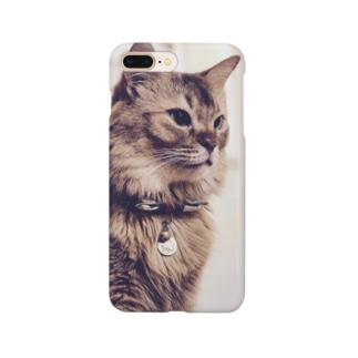 きりっとしょうぶ Smartphone cases