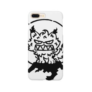皇噛み々 Smartphone cases