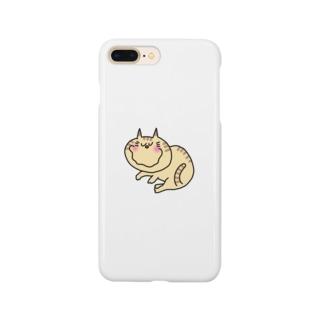 ネコくん Smartphone cases