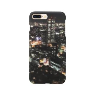 都庁1 Smartphone cases