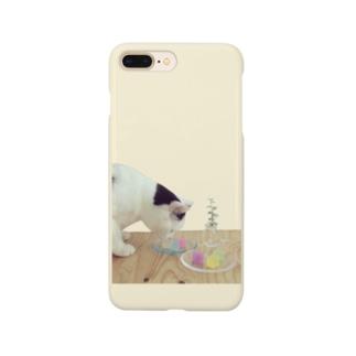 めんこまる Smartphone cases