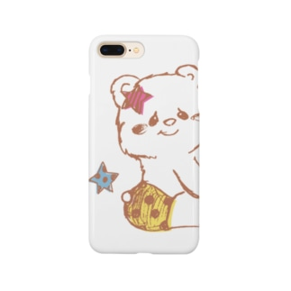 Babyクマちゃん Smartphone cases