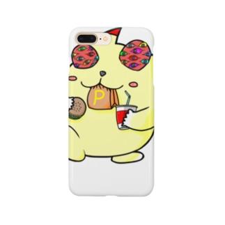 ぴか屋さんの超グッズ Smartphone cases