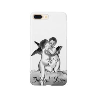 森 若菜の天使 Smartphone cases