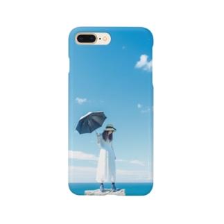 夏 Smartphone cases