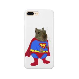 チョビーマン Smartphone cases