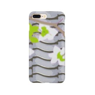 よわい風 Smartphone cases