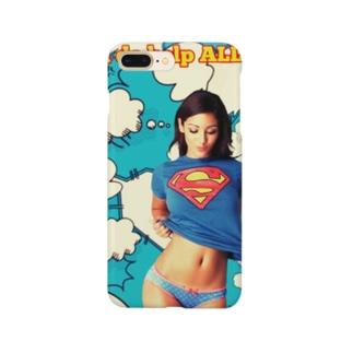 やる気のないスーパーウーマン Smartphone cases