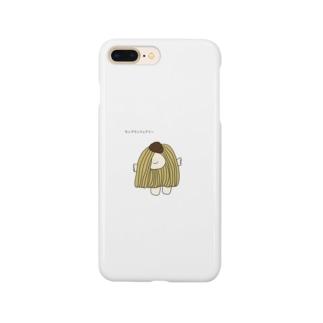 ちんぱむのモンブランフェアリー Smartphone cases