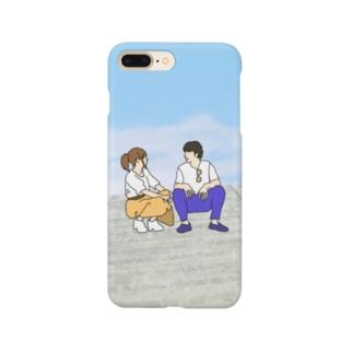 恋人の休日 Smartphone cases