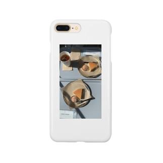 オシャレな休日 Smartphone cases