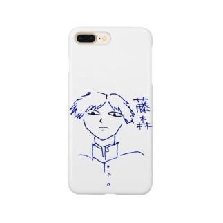 クラスメイト(藤森) Smartphone cases