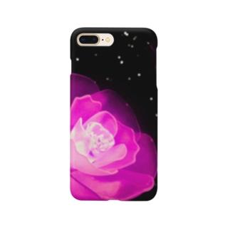 薔薇ライト Smartphone cases
