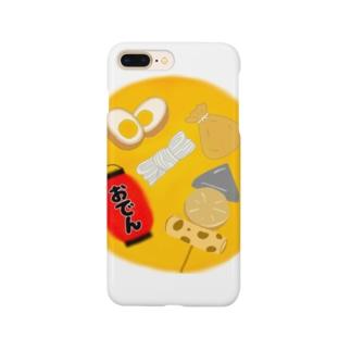 おでんちゃん Smartphone cases