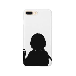 シルエット Smartphone cases