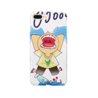 凄く悲しソーダ Smartphone cases