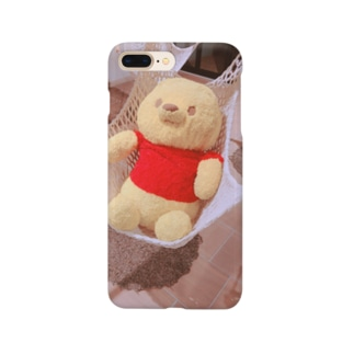 nana05のプーさん Smartphone cases
