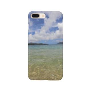 奄美大島の海 Smartphone cases
