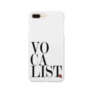 Vocalist Black Smartphone cases