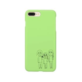 ひなまつりさごはんひな Smartphone cases
