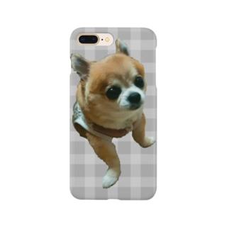 チワワフォーエバー Smartphone cases