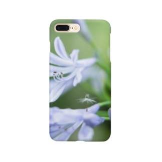 Angel of Agapanthus 170702 Smartphone Case