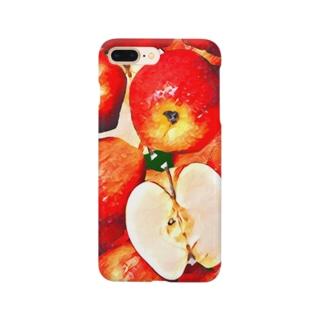 りんごの軍隊 Smartphone cases