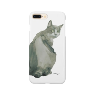 SANADATAKUMIの猫好きのための Smartphone cases