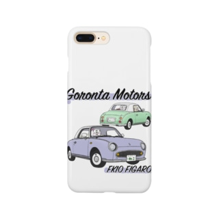 フィガロ✖️ごろんたファミリー Smartphone cases