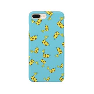 ジラフローレン スマホケース Smartphone cases