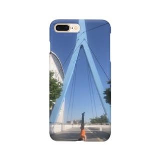 ヘッドスタンディングン Smartphone cases