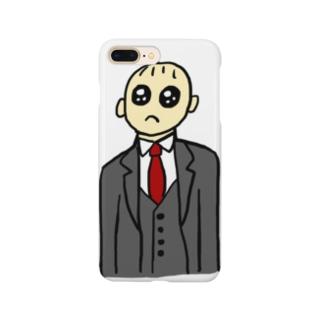 強く生きる Smartphone cases