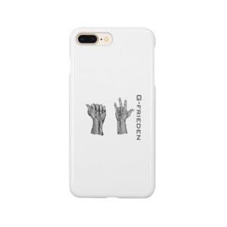 ラクシヨウのG-FRIEDEN Smartphone cases