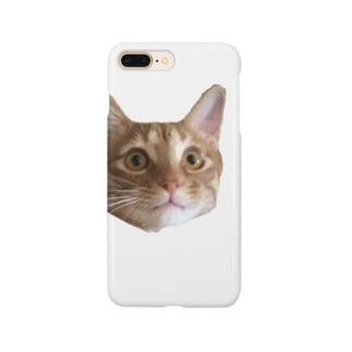 チャム&シロ Smartphone cases