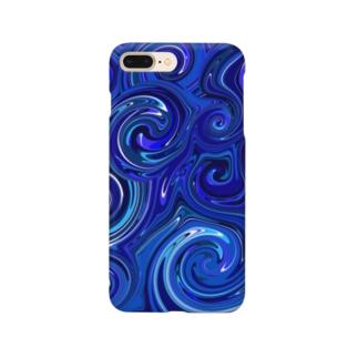 ウェ-ブ Smartphone cases