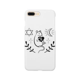 ノースヴィレッジ翔子のねずみ Smartphone cases