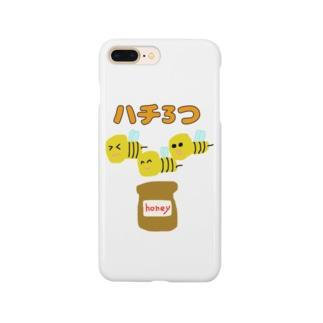 蜂蜜Tシャツ Smartphone cases
