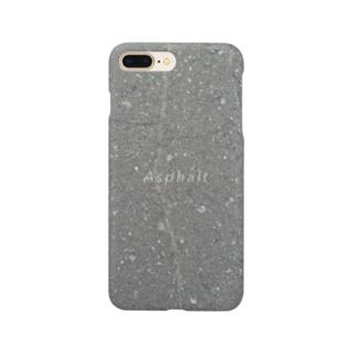 Asphalt Smartphone cases