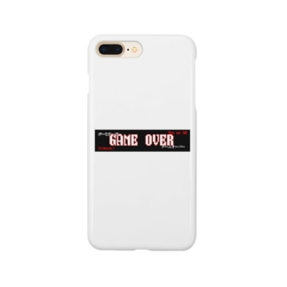 GAME OVER Smartphone cases