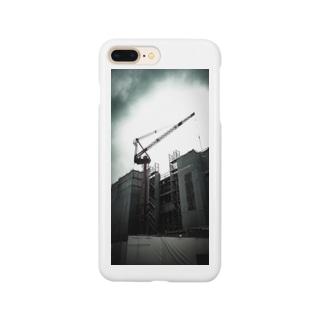 Construction site Smartphone cases