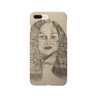 クラリネットのビーナス Smartphone cases