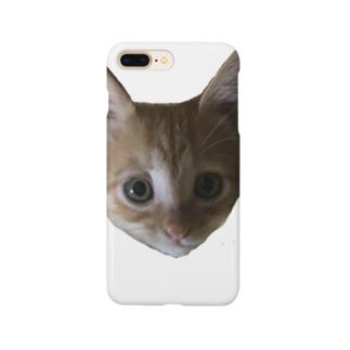 チャム幼少期 Smartphone cases